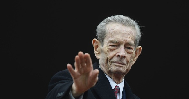 Romania: Ex-King Michael, 96, in frail health, family says