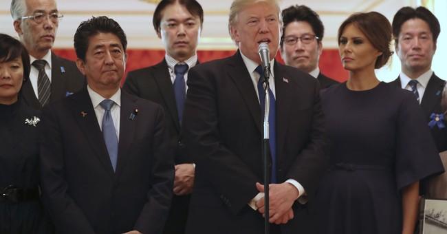 Japan families of N. Korea abductees meet Trump, seek help