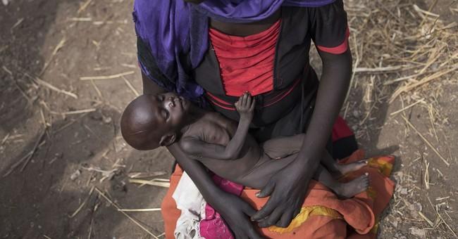 1.25 million face starvation in war-torn South Sudan