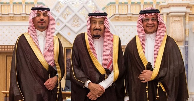 Saudi Arabia says corruption probe detainees will face trial