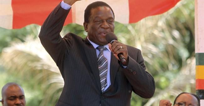 Zimbabwe VP is fired, opening way for Grace Mugabe