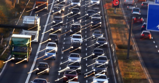 EU pushes cut in car emissions, boost for electric vehicles
