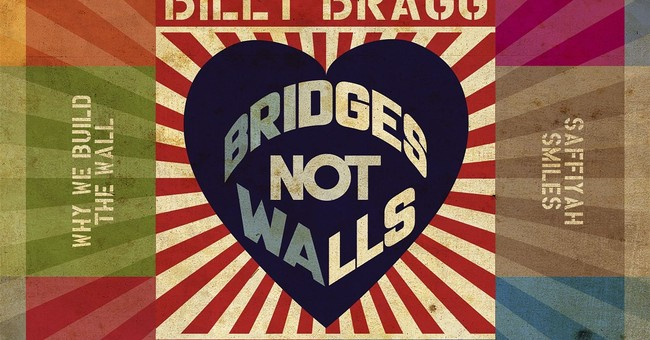 Review: Billy Bragg delivers the news on 'Bridges Not Walls'