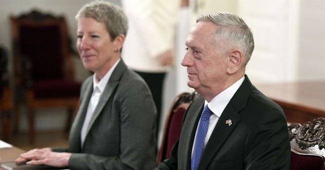 Mattis faces questions from allies on Islamic State strategy