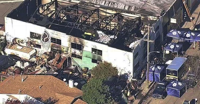 Deadly warehouse fire suspect says landlord also responsible