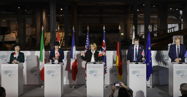 G-7 health ministers: climatic factors impact  health
