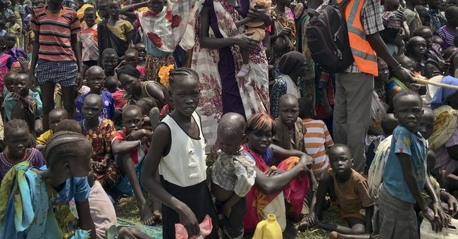 1.25 million face starvation in war-torn South Sudan