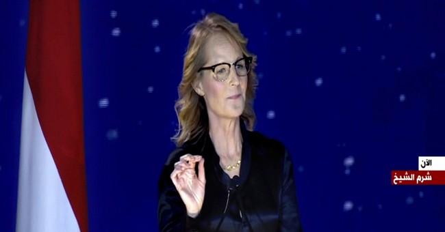 Egyptian activists pan US actress Helen Hunt in open letter