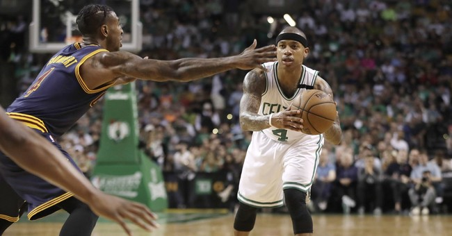 On point: Thomas making progress, could join Cavs earlier