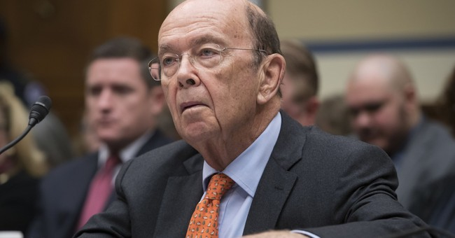 Forbes says Commerce head overstated wealth by $2 billion
