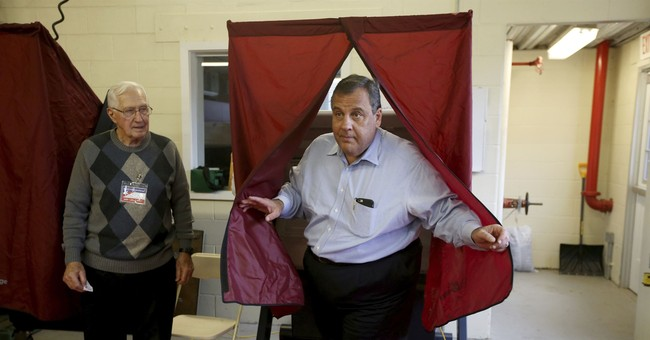 Christie gets into it with voter, calls it 'joy' of service