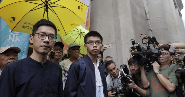 Hong Kong clears young activists to appeal prison sentences