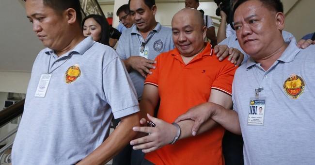 Filipino doctor denies he financed New York bombing plots
