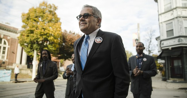 The Latest: Newly elected Philly prosecutor wants change