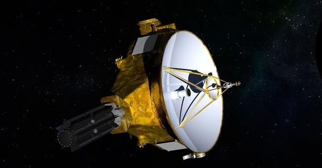 NASA seeks nickname for tiny, icy world on solar system edge