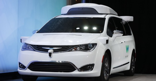 Waymo rolls out autonomous vans without human drivers