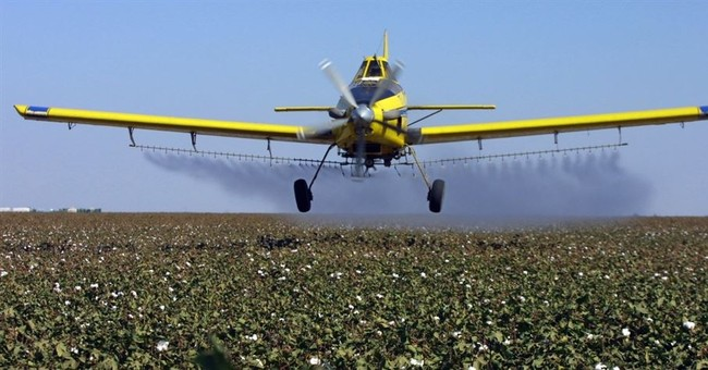 California bans use of some farming pesticides near schools