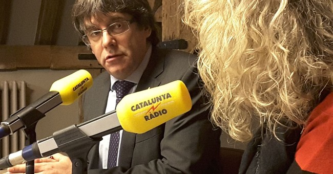 Ousted Catalan leader challenges EU to speak out on crisis