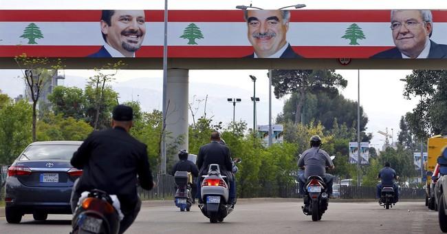 Iran's president accuses Saudis of meddling in Lebanon