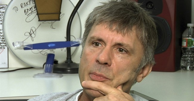Iron Maiden singer writes about bullying, cancer and flying