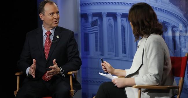 The Latest: Schiff says Trump aims to disparage Russia probe