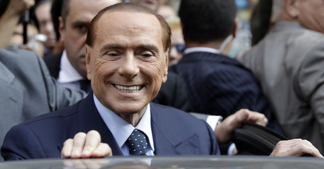 Italy: Former Premier Berlusconi back at center of politics