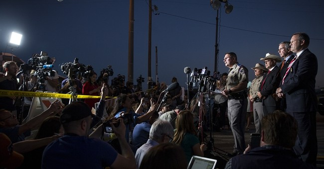 Texas authorities: We won't mention shooter's name again