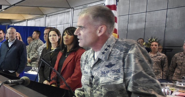 Air Force: Racial slurs written by 1 person who was targeted