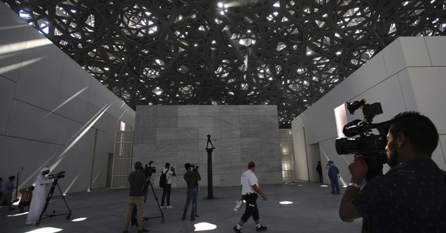 A look at the Louvre Abu Dhabi by the numbers