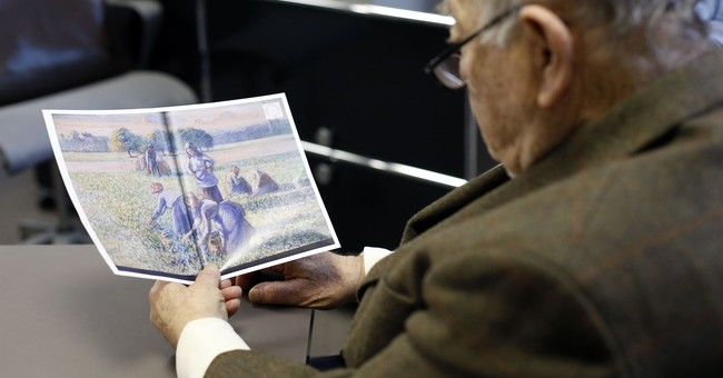 Looted painting in US hands ordered back to French family