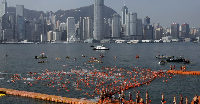 Hong Kong is the world's top city for international visits