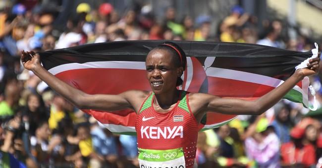 Olympic marathon champion Sumgong banned 4 years for EPO