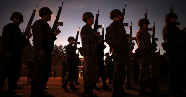Mexico defends rights record after report on military abuses