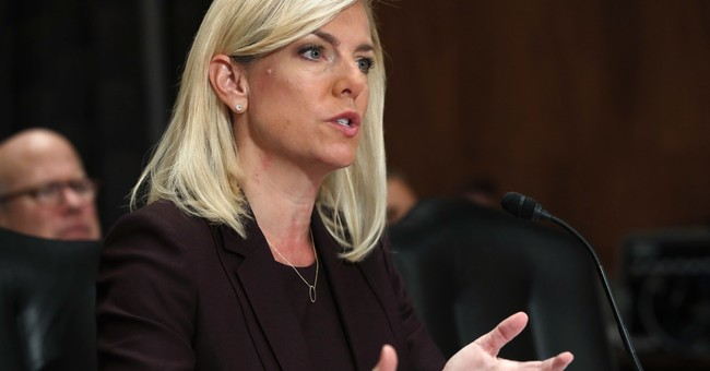 Nielsen, Trump's surprise pick for DHS head, faces hearing