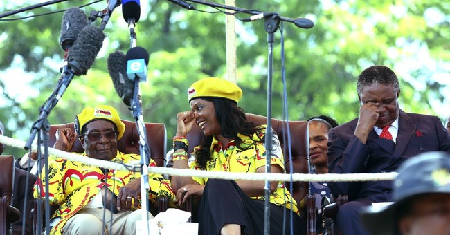 5 things to know about Zimbabwe's 1st lady, likely successor