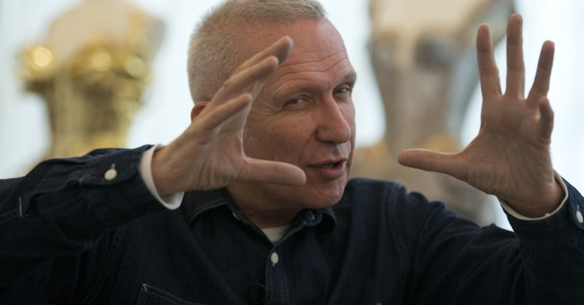 Designer Gaultier to make racy theater show of his life