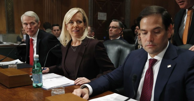 Homeland nominee questions human role in climate change