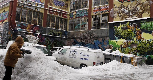 Jury backs graffiti artists who sued over destroyed work