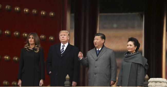 Trump optimistic on trade, North Korea after China talks