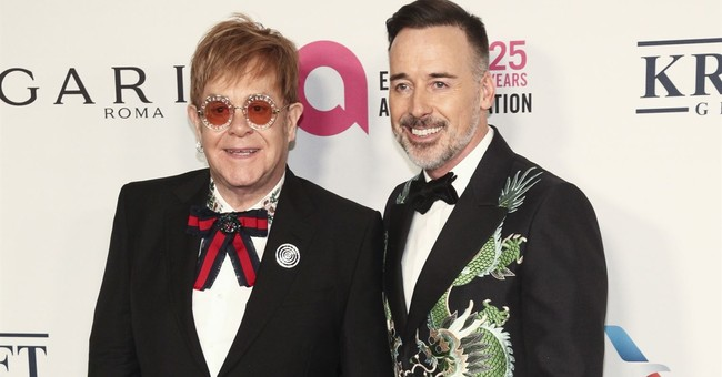 Elton John celebrates 25 years of AIDS foundation