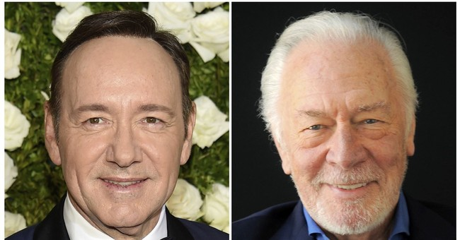 In a race against time, Ridley Scott cuts out Kevin Spacey