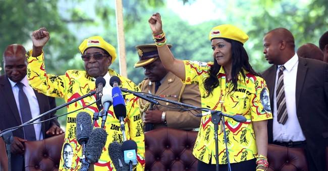 Zimbabwe's Mugabe says fired deputy plotted via witchcraft