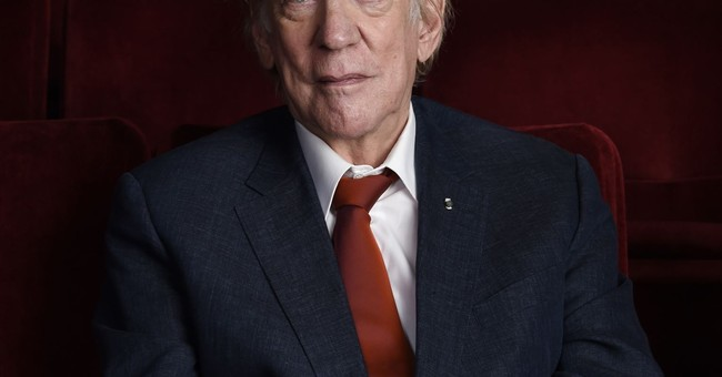 After bright career, Donald Sutherland finally nabs an Oscar