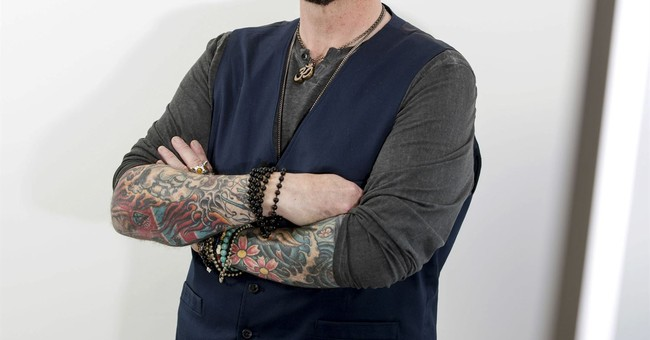 Jackson Galaxy the TV cat guy is out with a new book