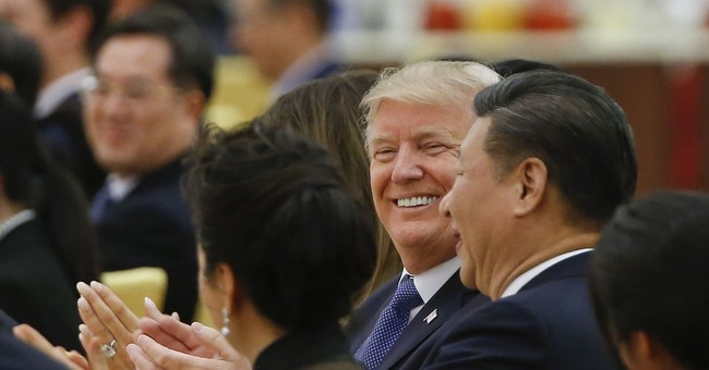 Asian leaders deliver pageantry-plus to woo Trump