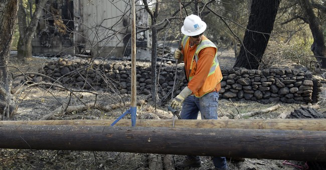 Sheriff: Wildfires point to usefulness of old technology