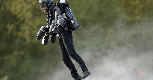 'Real-life Iron Man,' Harlem Globetrotter set Guinness marks