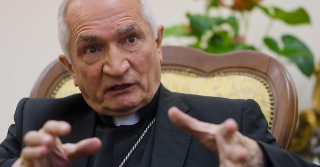 Pope seeks to defuse Korea tension, push nuclear disarmament