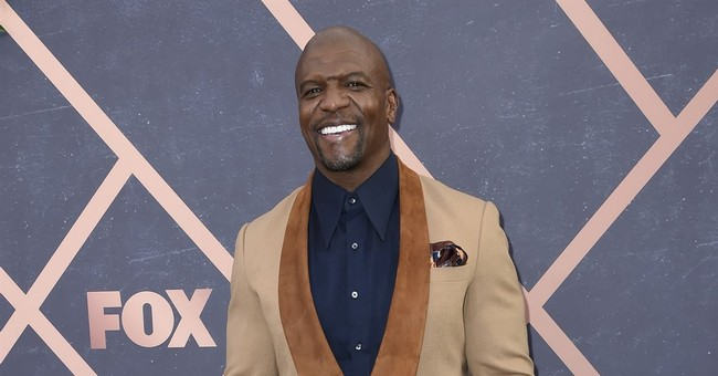 The Latest: Terry Crews seeks charges after alleged groping