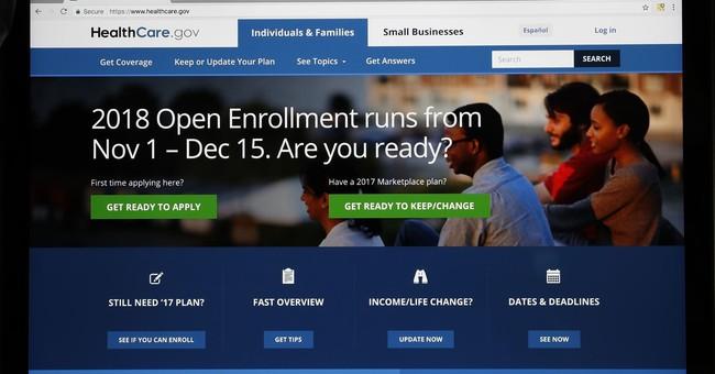 Despite Trump's scorn, early 'Obamacare' sign-ups top 600k
